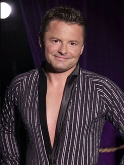 Photos of Chris Hollins Who Has Won Strictly Come Dancing 2009 Series 7