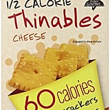 Cheese Thinables Fiber Gourmet Crackers