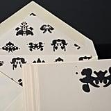Inkblot Note Cards ($70)