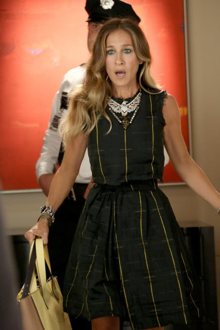 Sarah Jessica Parker on Glee | Pictures