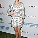 Molly Sims attended the Baby2Baby Gala.
