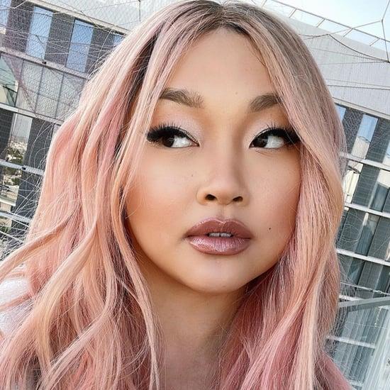 Lana Condor Dyed Her Hair Pink