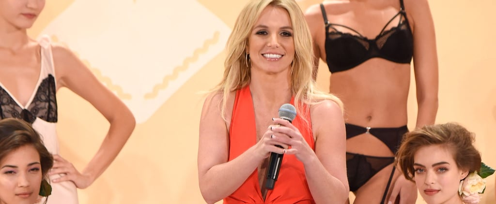 What Makes Britney Spears Feel Sexy?