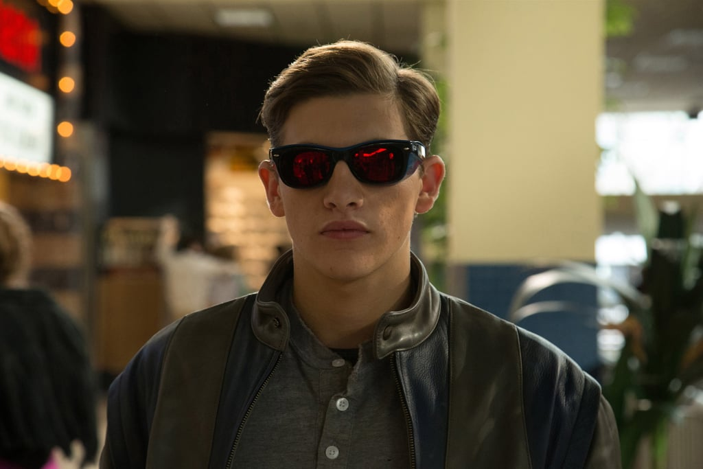 Tye Sheridan as Scott/Cyclops