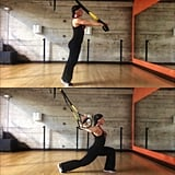 Warm Up: Alternating Lunge Chest Opener