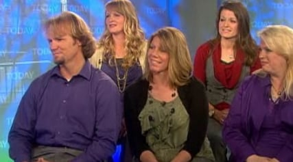 Video of Sister Wives on Today Show