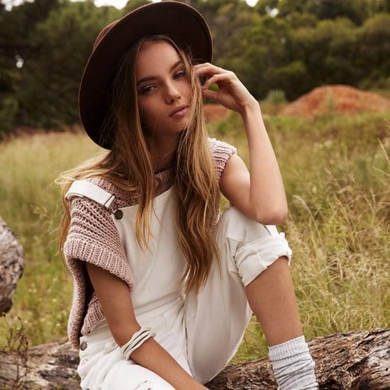 Inka Williams Fashion Editorial Shoot