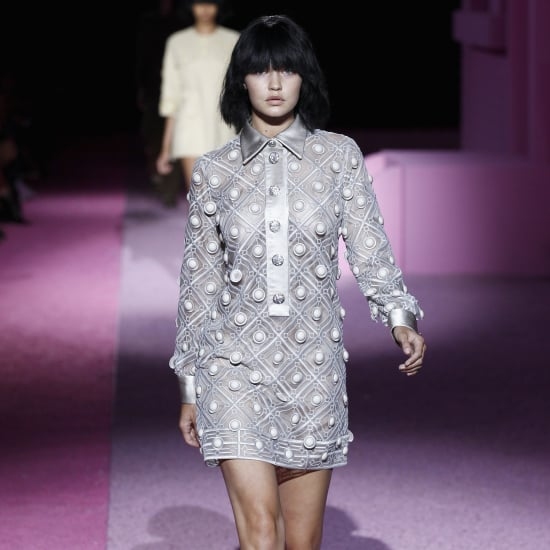 Marc Jacobs Spring 2015 Fashion Week