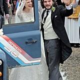 Kit Harington: Married