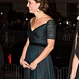 And Flaunted Her Baby Bump For All to See