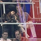 Cristiano Ronaldo and Irina Shayk Mix Love, Kisses, Football, and Possibly Parenthood