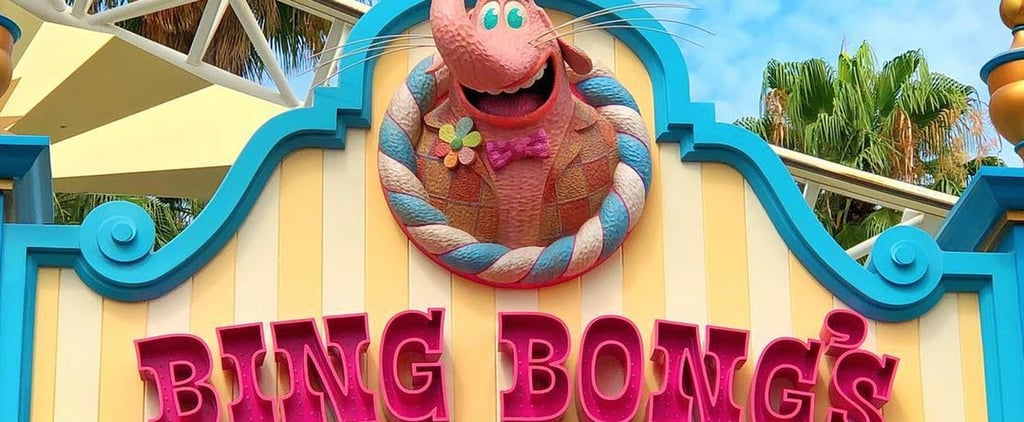 Disney Pixar Pier Bing Bong's Sweet Stuff Pictures