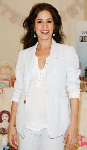 Lil Links: Ana Ortiz Welcomes Daughter Paloma Louise!