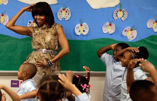 Michelle Obama Produces a Hip-Hop Album