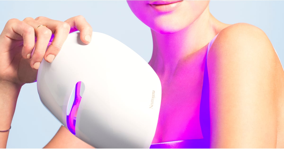 This Acne-Fighting Light Mask Is Lit (Literally)
