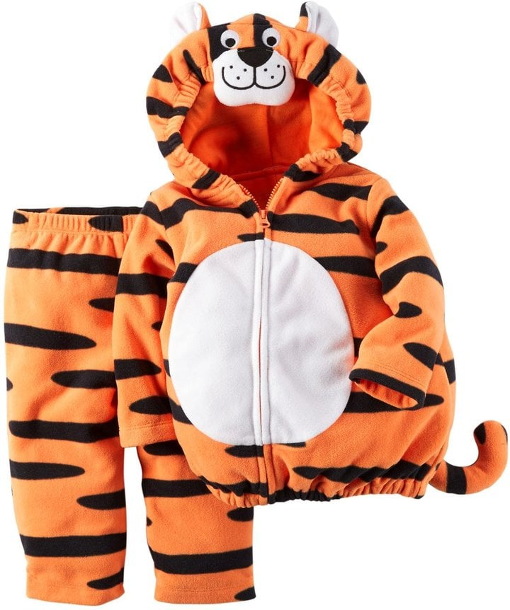 Little Tiger Halloween Costume