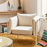 Howell Canvas Arm Chair