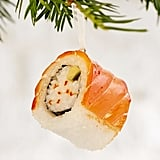 Urban Outfitters Plush Sushi Ornament