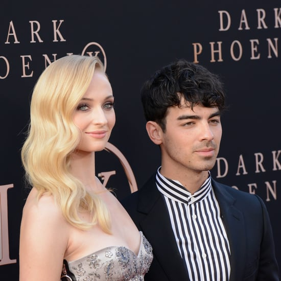 Joe Jonas and Sophie Turner Tattoos For Their Dog Waldo