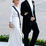 Marie-Chantal Miller, Crown Princess of Greece