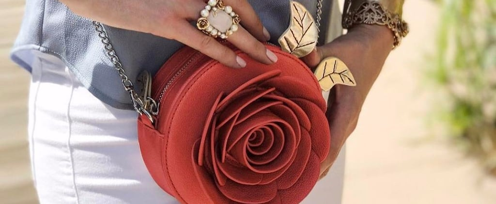This Enchanted Rose Purse Will Make You Feel Like a Disney Princess IRL