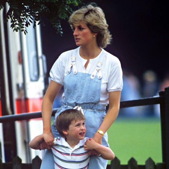 Princess Diana Jeans Style