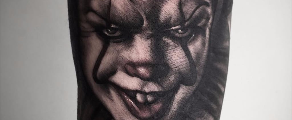 These Stephen King Tattoos Will Make Any Horror Buff Itchy For New Ink