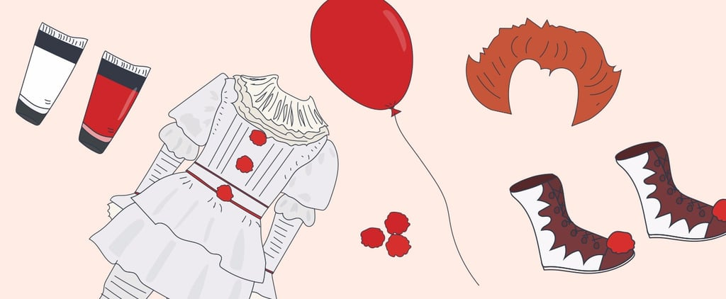 Time to Float! Here's What You Need to Be Pennywise For Halloween