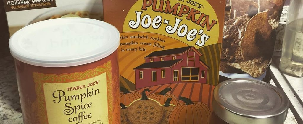 You'll Want to Run to Trader Joe's When You See This Fall Lineup