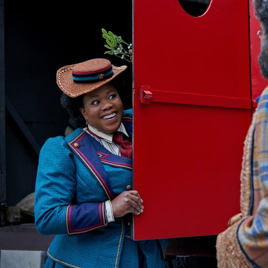 Lisa Davina Phillip on Her Role in Netflix's Jingle Jangle