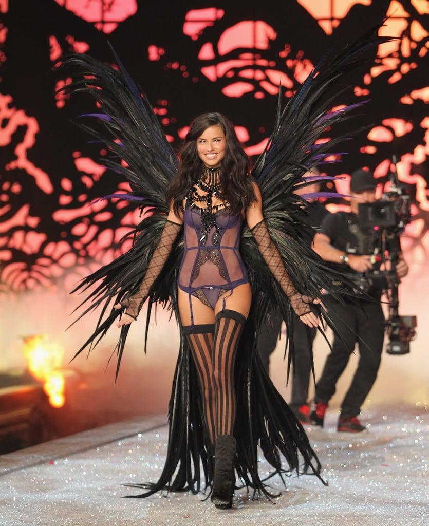 Adriana Lima's Sexiest Victoria's Secret Moments