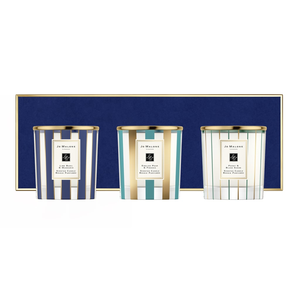 Jo Malone Magic and Mayhem Decorated Candle Collection Trio set