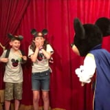 Mickey Surprises Kids With Their Adoption Day