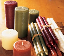 Off to Market Recap: Manly Candles