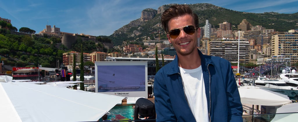 Louis Tomlinson Is Hot and Can Sing —What More Do You Need?