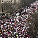 How Many People Attended the Women's March?