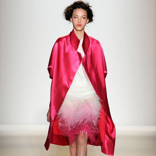 Pictures & Review Lela Rose Fall New York fashion week show