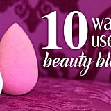 10 Ways to Use Your Beautyblender With Zabrena