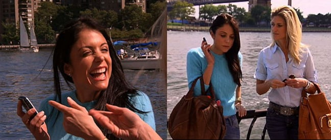 Bethenny's A Pearl Girl