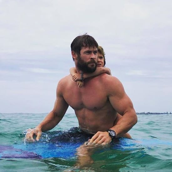 Chris Hemsworth's Best Parenting Moments