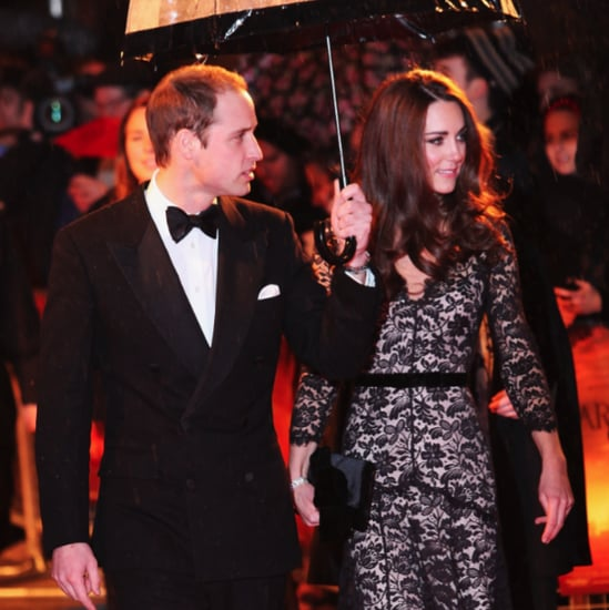 Kate Middleton, Prince William War Horse Premiere Pictures