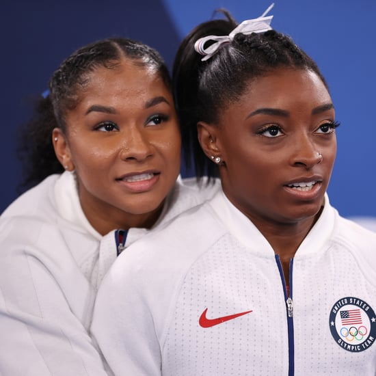 Simone Biles and Jordan Chiles Have Twin Olympic Necklaces