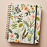 Rifle Paper Co. Penned Posies 2017-2018 Planner