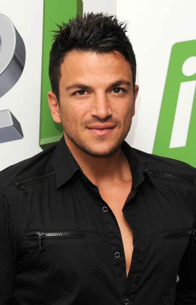 Pictures of Peter Andre at The Next Chapter Photocall as Katie Price Announces Singing Career With Launch of First Solo Single