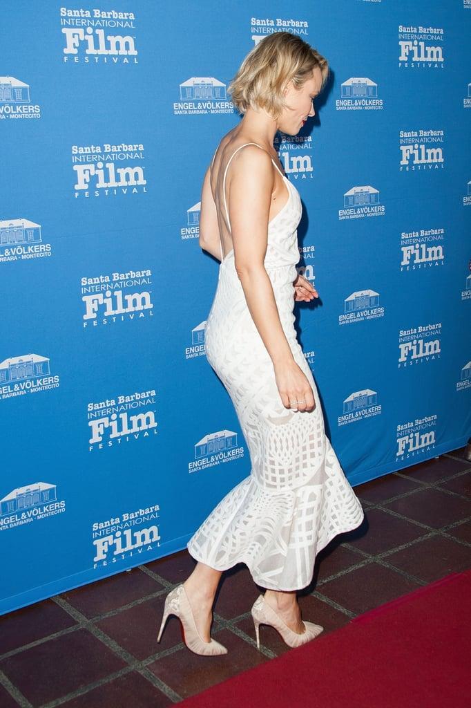 Rachel McAdams Borrowed This Slick Styling Trick From Kim Kardashian