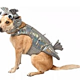 Puffer Fish Dog Costume