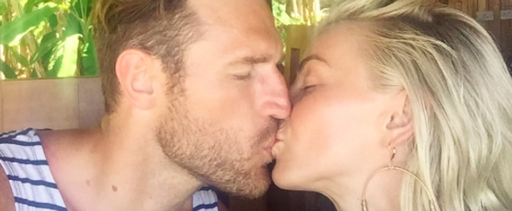 Julianne Hough and Brooks Laich Honeymoon Pictures