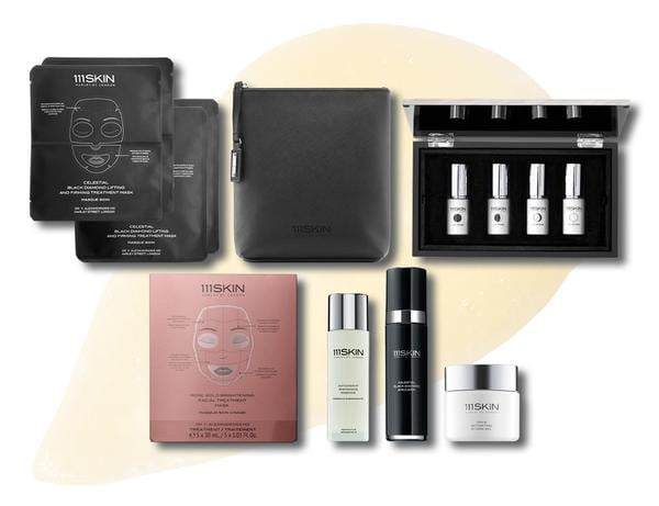 111 Skin Intensive Radiance Solution set