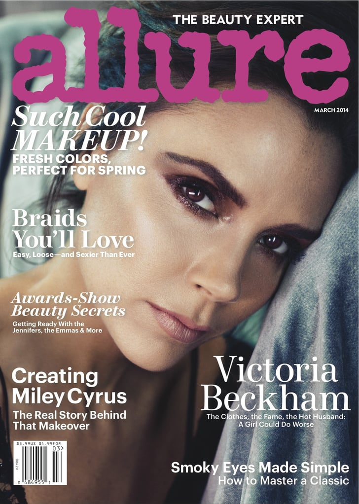 We Never Expected Victoria Beckham to Talk About Her Boobs