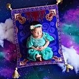 Jasmine as a Newborn